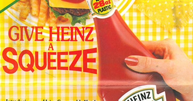Heinz Ketchup Squeeze Bottle