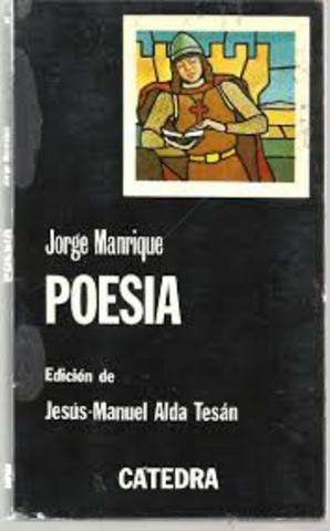 "Jorge Manrique ""poesia"""