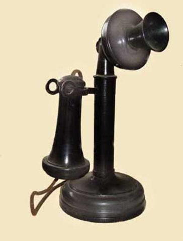 The Candlestick Telephone - Bell System