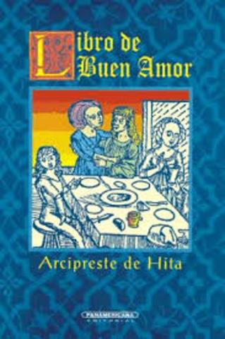 """El libro del buen Amor """"Anónimo"""""""