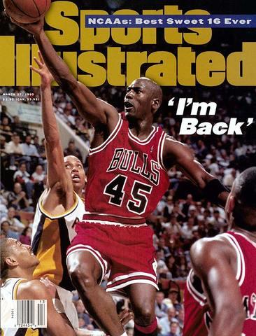 """""""I'm back"""": Return to the NBA"""