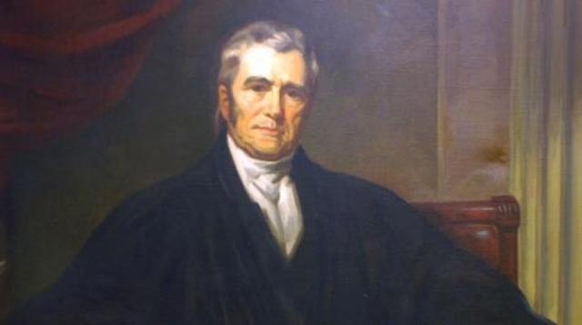 Chief Justice of John Marshall