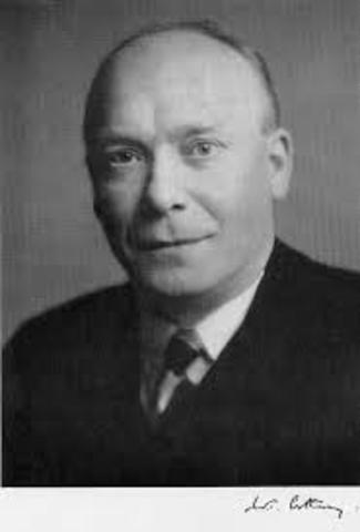 William Astbury.