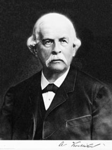 Rudolph Albert von Kölliker