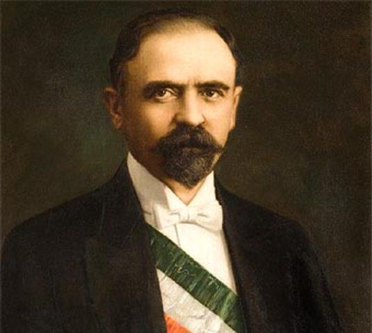 Francisco I. Madero es asesinado.