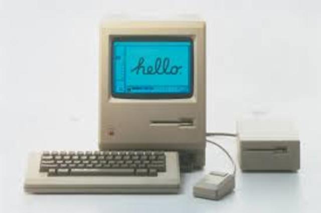 El Primer Computador Con Mouse