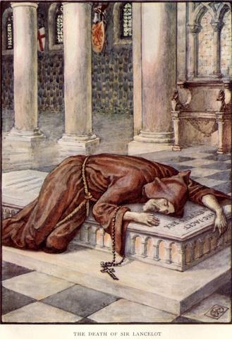 Lancelot downfall