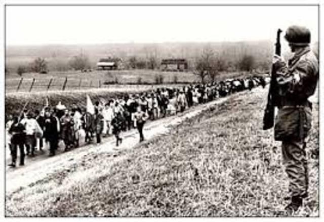 Survivors of the Long March reach Shanxi Soviet base.