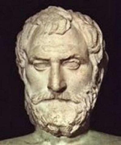 Thales de Mileto (625-546 A.C, Grecia)