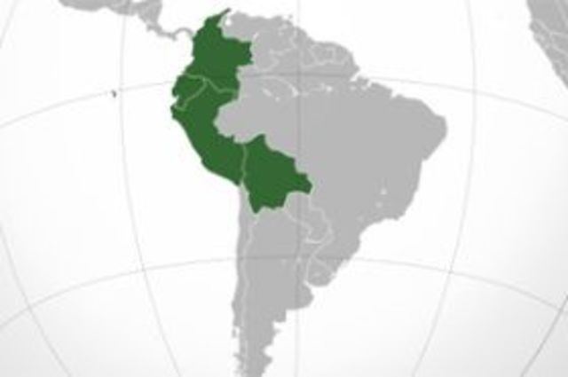 Creación del Pacto Andino