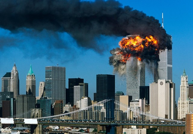 Attacks on the World Trade Center, and the Pentagon