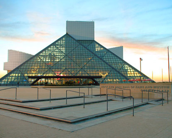 Inducted into the Rock n roll hall of fame