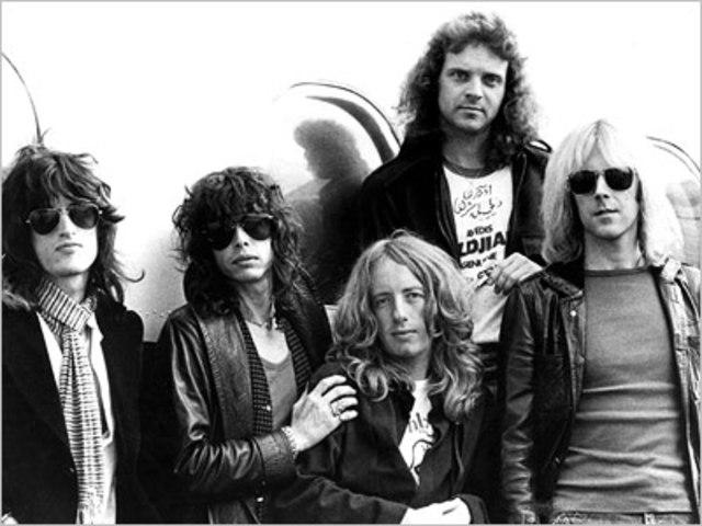 Aerosmith is formed