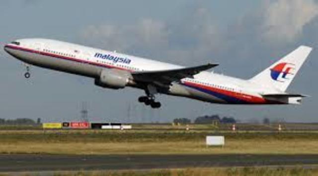 MH370 Goes Missing