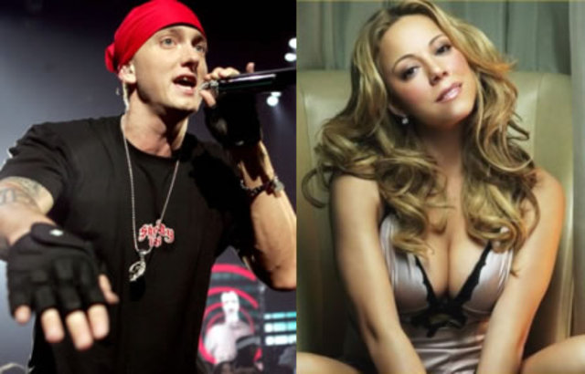 Eminem and Mariah?!
