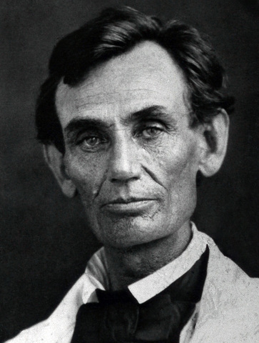 Lincoln Gives Copper Union Adress