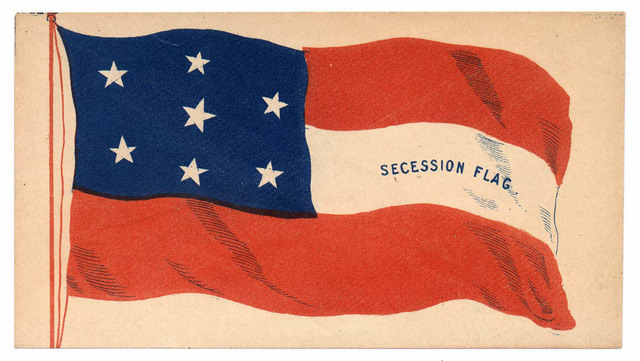 Southern Secession Begins