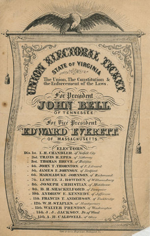 Union Party Forms