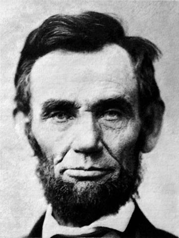 Lincoln grows a beard