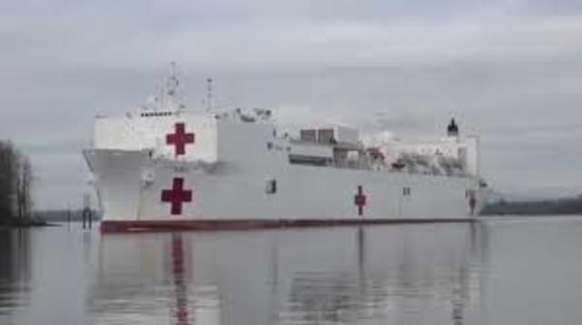 Medical Aid Following 9/11
