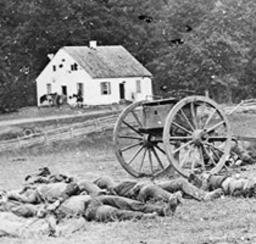 Day 2 of Antietam