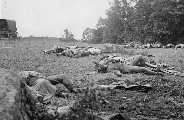 2nd Day at Gettysburg