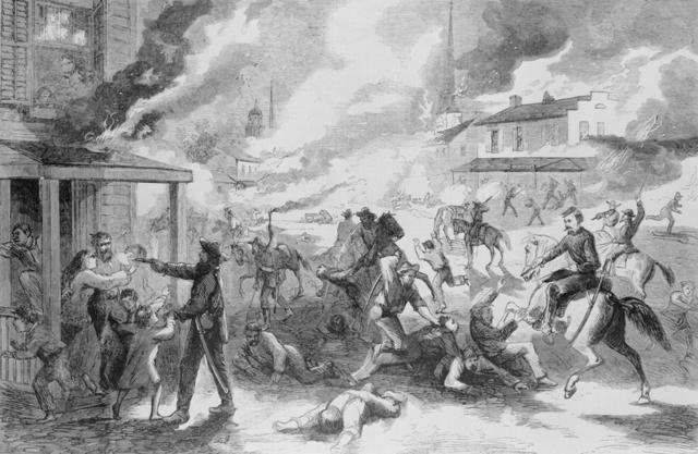 Battle of Lawrence