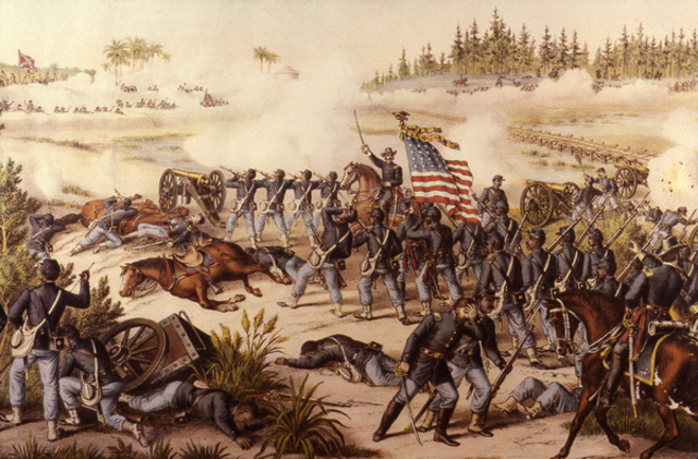 Battle of Olustree