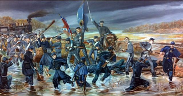 Battle of Sabine Crossroads