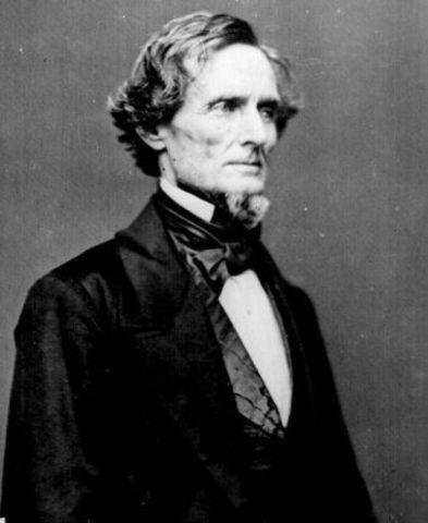 Jefferson Davis is Captured