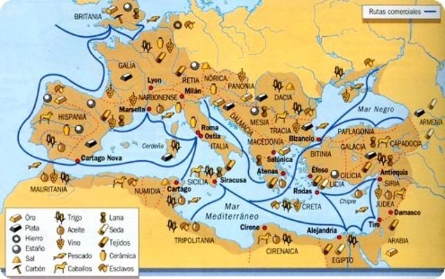 1º Nociones sobre Administracion financiera se cree que surge con Roma