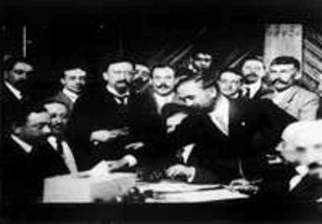 Las primeras elecciones libres