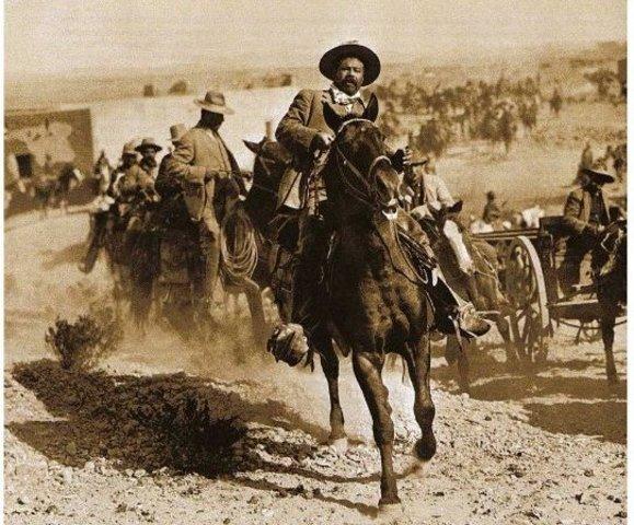 Pancho Villa vencerá a Huerta