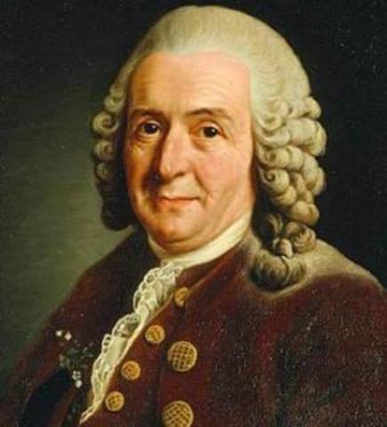 Carolus Linnaeus (1707-1778)