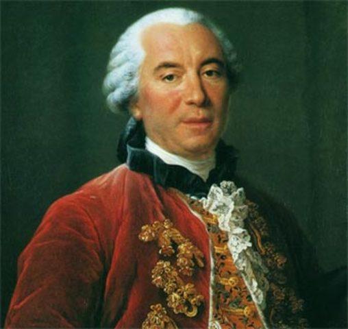 Georges Louis Leclerc conde de Buffon (1707-1788)