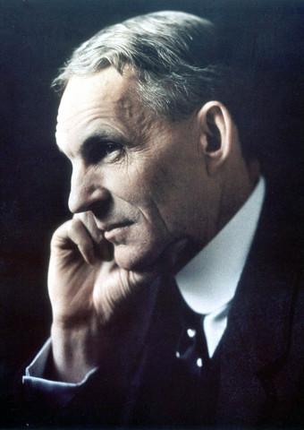 Henry Ford apela demanda legal, y la gana esta vez.