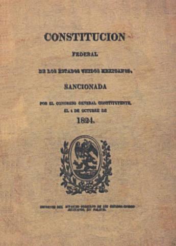 Primera construccción mexicana