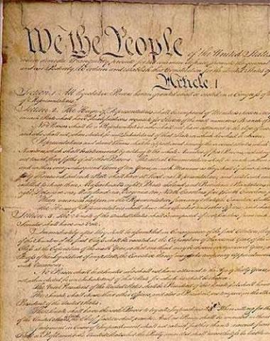 Constitución norteamericana