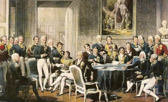 Congreso de Viena
