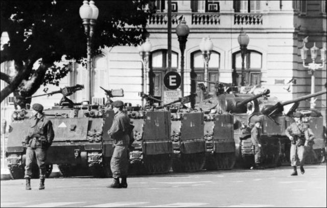 Gobierno dictatorial