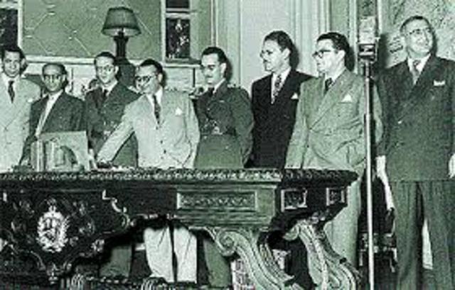 Junta de Gobierno de 1950