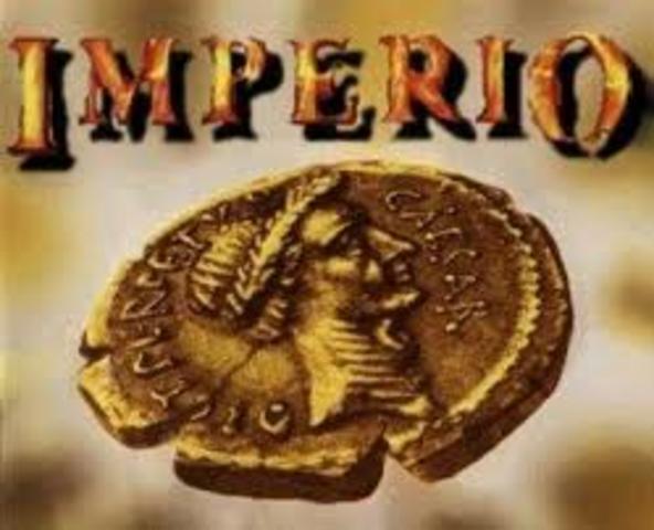 EL IMPERIO ABSOLUTO O DOMINATO (284/476)