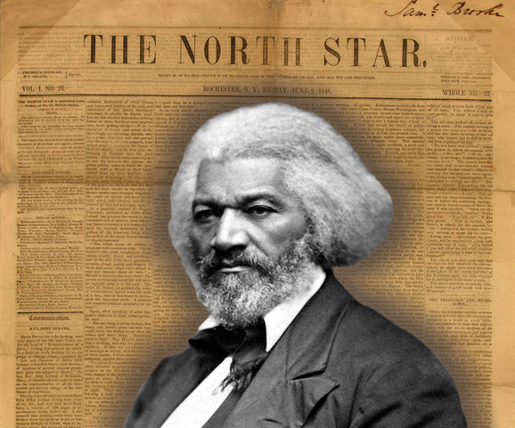 Federick Douglas and The North Star