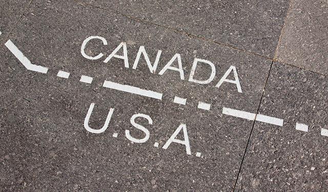 Parallel border