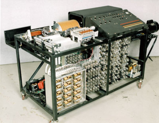 The First Digital Computer