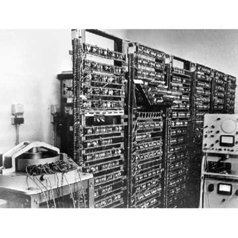 The first Transistor Computer