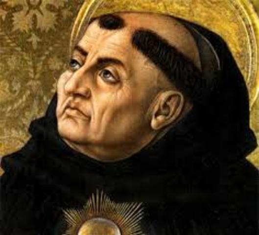 Alberto El Grande y Santo Tomas de Aquino