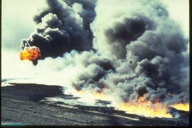 Kuwait: 37.8 Billion Gallons