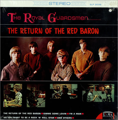 The Return of The Red Baron