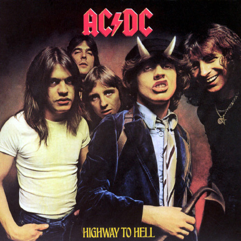 7th album (highway to hell)